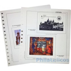 Suplemento Anual Edifil España Pruebas 2010