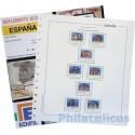 Suplemento Anual Edifil España Sellos Cortados Procedentes de H.B. 2001