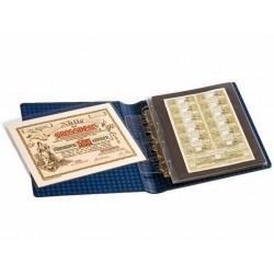 Album de billetes y documentos Leuchtturm FOLIO