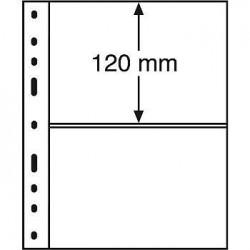 Hojas OPTIMA para sobres y tarjetas postales (10 unds.)