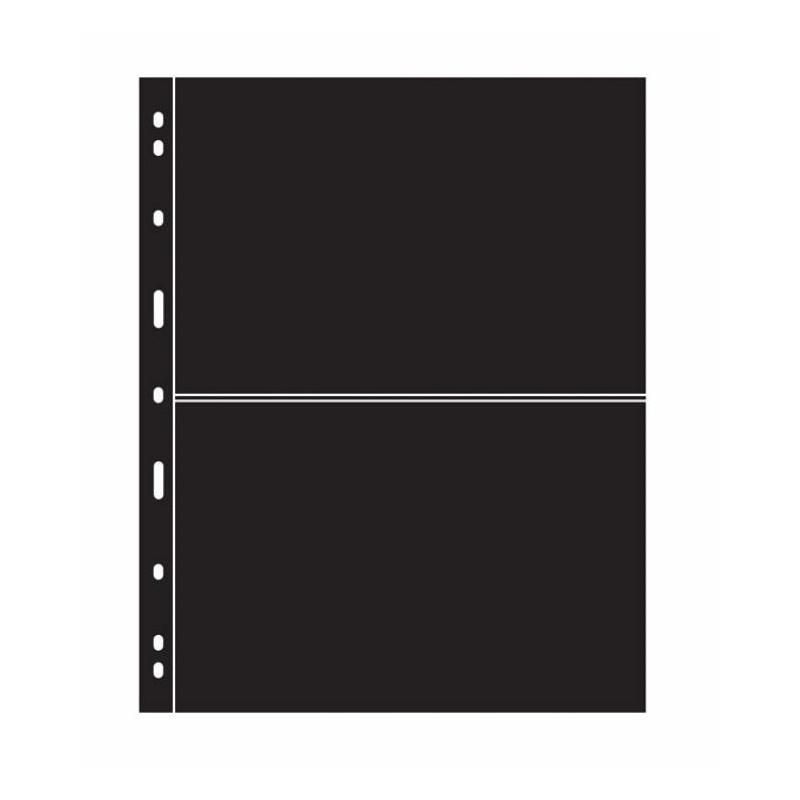 Hojas GRANDE 2S para sobres y tarjetas postales (5 unds.)
