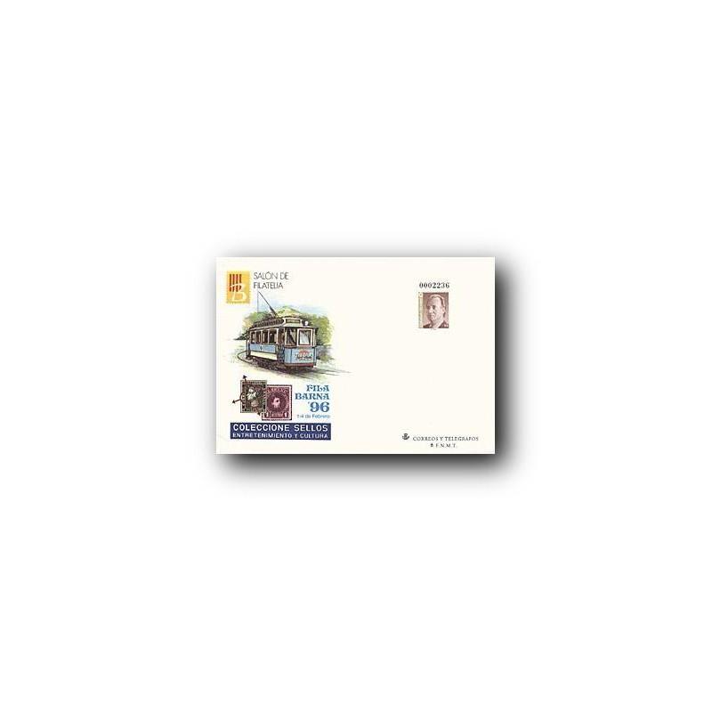 1996 España. Sobre FILABARNA '96 (Edif. 30)**