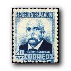 1931-32 España. Personajes. (Edifil 660) **