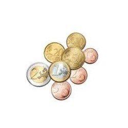 España 2012. Serie monedas Euro.