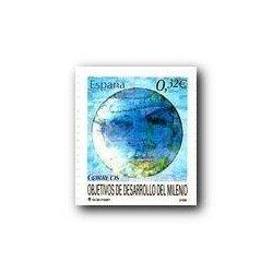 2009 Sellos de España. Objetivos de Desarrollo del Milenio. (Edif. 4479)**