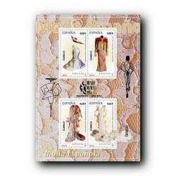 2009 Sellos de España. Moda Española. (Edif. 4494)**
