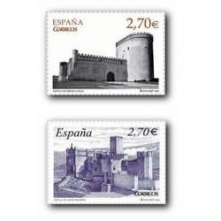 2009 Sellos de España. Castillos. (Edif. 4510/11)**