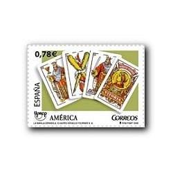 4513** Sellos de España 2009. América UPAEP.