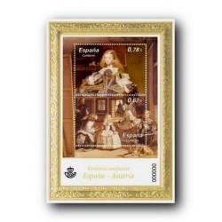 2009 Sellos de España. Pintura (emision conjunta con Austria). (Edif. 4519)