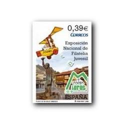 2009 Sellos de España. JUVENIA. (Edif. 4523)**