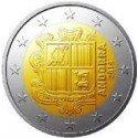 Moneda 2 euros Andorra 2014