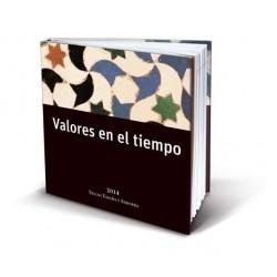 Álbum de sellos Correos España y Andorra 2014 sin sellos