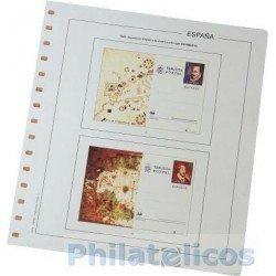Suplemento Edifil Tarjetas Entero Postales España 2009