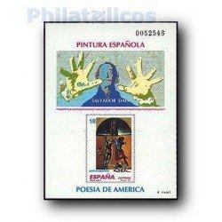 1994 Prueba Oficial. Pintura Española Salvador Dalí