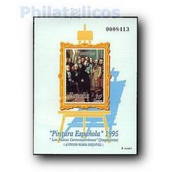 1995 Prueba Oficial 36. Pintura Española. Antonio María Esquivel