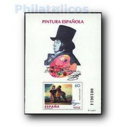 1996 Prueba Oficial. Pintura Española. Francisco de Goya