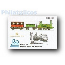 1998 Prueba Oficial 67. Ferrocarriles
