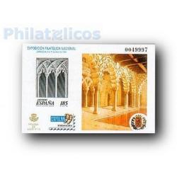 1999 Prueba Oficial 68. Exposición Filatélica Nacional Exfilna´99