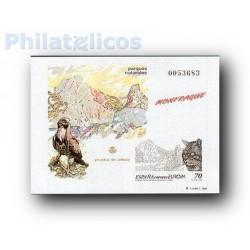 1999 Prueba Oficial 69. Reservas y Parques Naturales
