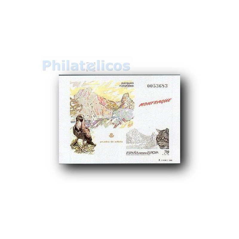 1999 Prueba Oficial. Reservas y Parques Naturales