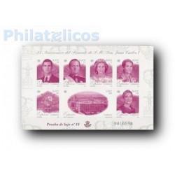 2001 Prueba Oficial 76. 25 Aniv. del Reinado de S.M. Juan Carlos I