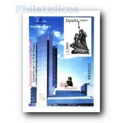 2004 Prueba del Artista. EXFILNA 2004 - Valladolid