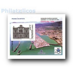 2006 Prueba Oficial 92. EXFILNA 2006.