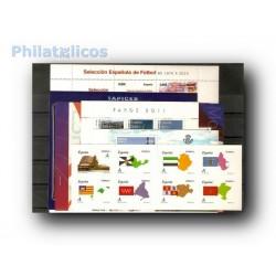Sellos de España 2011 año completo **