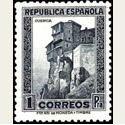 1932 España. Personajes y Monumentos. Edif.673 *