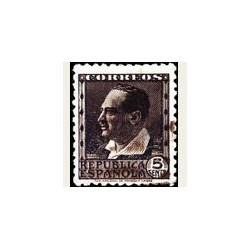 1933-35 España. Personajes. Edif.681 **