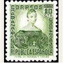 1933-35 España. Personajes. Edif.682 **