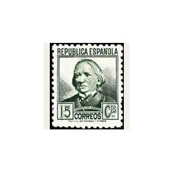 1933-35 España. Personajes. Edif.683 **