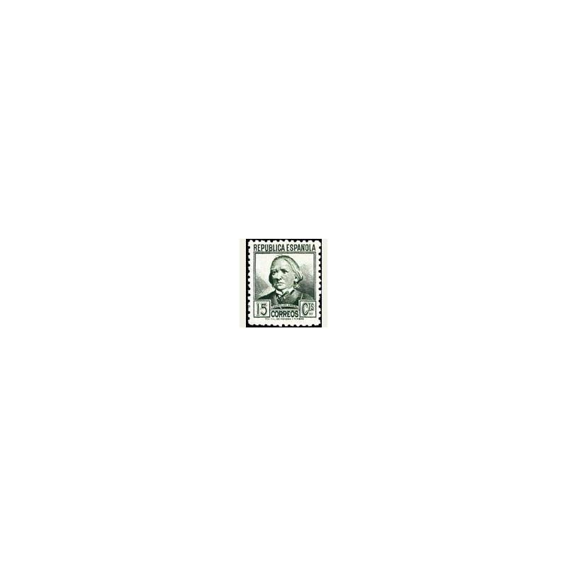 1933-35 España. Personajes. Edif.683 *