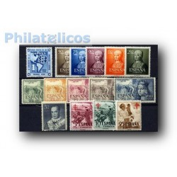 1976 España Año Completo ** (En bloque de cuatro)