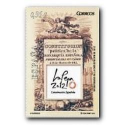 2012 Sellos de España (4708). Bicentenario de la Constitución de 1812.