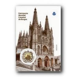 2012 Sellos de España (4709). Patrimonio Mundial. Catedral de Burgos.