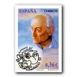 2012 Sellos de España (4725). Coches de Época.