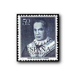 1951 Sellos de España (1102). San Antonio María Claret.