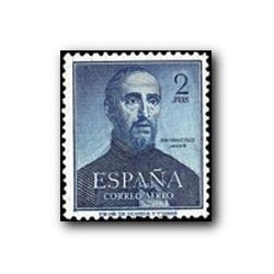 1952 Sellos de España (1118). San Francisco Javier.