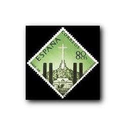 1959 España. Monasterio del Valle de los Caidos. (Edif. 1248) **