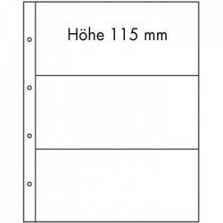 Hojas FOLIO 2C Leuchtturm para documentos (5 unds.)