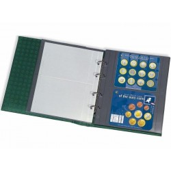 Hojas Leuchturm OPTIMA XL transpatentes para carteritas oficiales (10 uds.)