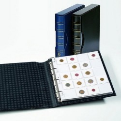 Álbum Leuchtturm GRANDE Classic para monedas en cartones