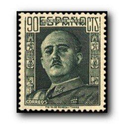 1949 Sellos de España (1060). General Franco.