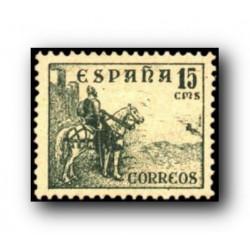 1949 Sellos de España (1047). General Franco.