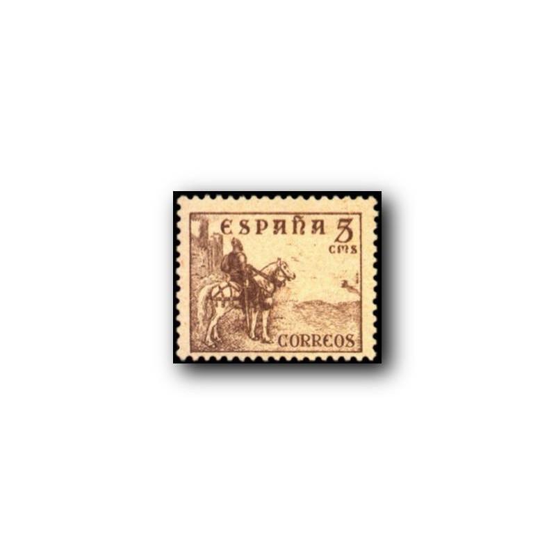 1949 Sellos de España (1045). El Cid.