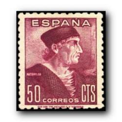 1946 Sellos de España (1002/04). Día del Sello.