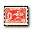 1945 Sellos de España (995). Pro Tuberculosos.**