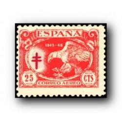 1945 Sellos de España (997). Pro Tuberculosos.**