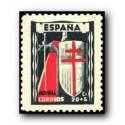 1943 Sellos de España (970Pro Tuberculosis.**